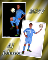 AJ Johnson Senior Year